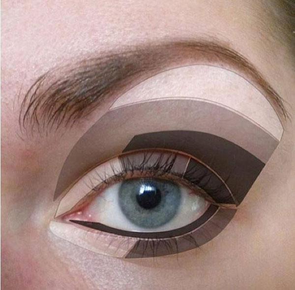 ögonskugga