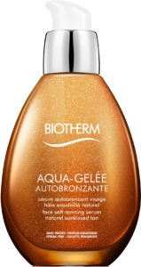 biotherm aqua serum gel